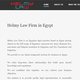 helmy law